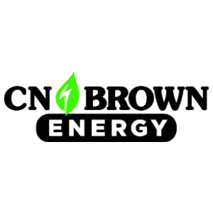 CN Brown Logo