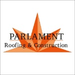 PARLAMENT ROOFING AND CONSTRUCTION Logo