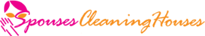 Spouses Cleaning Houses Logo