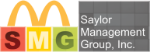 McDonald's Franchisee, Saylor Management Group Logo