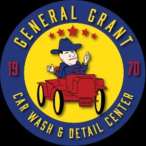 General Grant Car Wash & Detail Center Logo