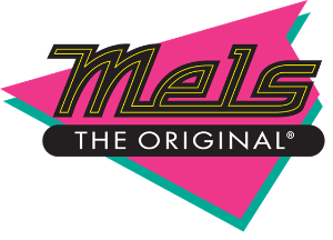 The Original Mel's Logo