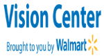 Vision Center by Walmart Logo