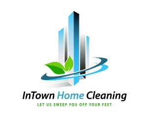 InTown Home Cleaning Logo