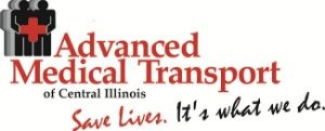 Advanced Medical Transport Logo
