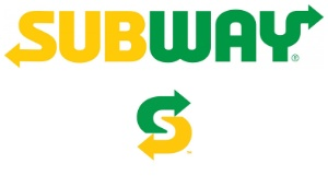 Subway Restaurants, Santa Monica Blvd, Santa Monica, CA, USA Logo
