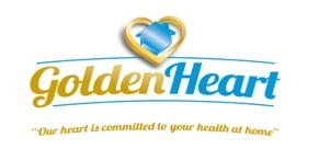 Golden Heart Caregivers Logo