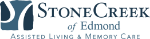 StoneCreek of Edmond - A Civitas Senior Living Community Logo
