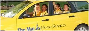 The Maids Logo