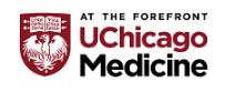 U-Chicago Medicine Logo
