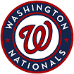 The Washington Nationals Logo