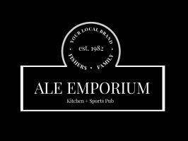 Ale Emporium - Fishers Logo