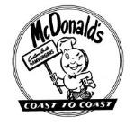 McDonald's Restaurants of Brewer & Bangor - Bega Inc. Logo
