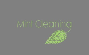 Mint Cleaning Logo