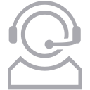 Touching Hearts at Home Aurora Logo