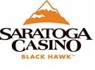 SARATOGA CASINO BLACKHAWK Logo