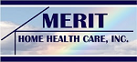 Merit Home Health Care, Inc. Logo