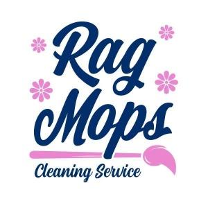 Rag Mops Cleaning Logo