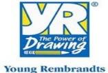Young Rembrandts - Southeast Louisiana Logo