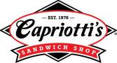 Capriottis Sandwich Shop Logo