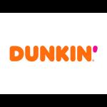 Dunkin'. Logo