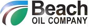 Beach Oil Company Logo