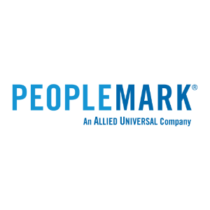Peoplemark an Allied Universal Company Logo