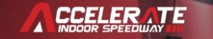 Accelerate Indoor Speedway & Events Logo