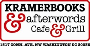 Kramerbooks & Afterwords Cafe & Grill Logo