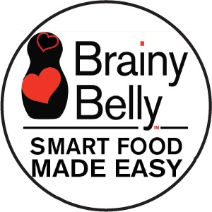Brainy Belly Logo