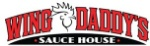 Wing Daddys Sauce House Logo