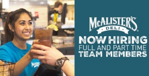 McAlister's Deli (The Saxton Group) Logo