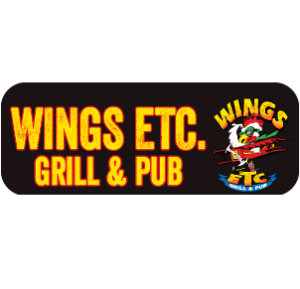 Wings Etc. Grill & Pub Logo