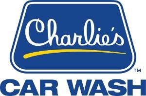 Charlie's Car Wash Logo