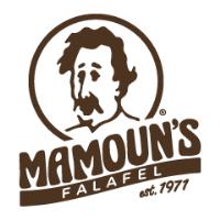 Mamoun's Falafel Logo