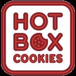 Hot Box Cookies Logo