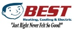 BEST Heating, Cooling and Electric, Inc. Logo