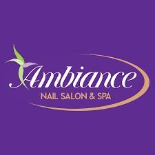 Ambiance Nail Salon & Spa Logo