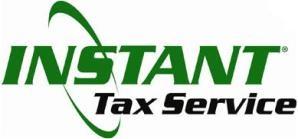 Instant Tax Service Logo
