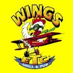 Wings Etc. Muncie Logo