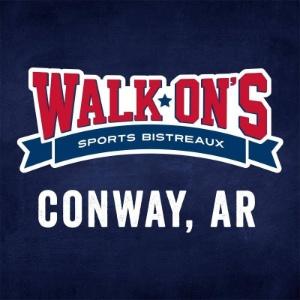 Walk Ons Bistreaux and Bar Logo