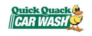 Quick Quack Car Wash Logo