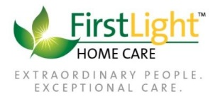 FirstLight Home Care Logo