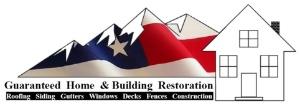 Guaranteed home and building restoration Logo