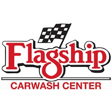 Flagship Carwash Center Logo
