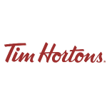 Tim Hortons Cafe and Bake Shop Logo