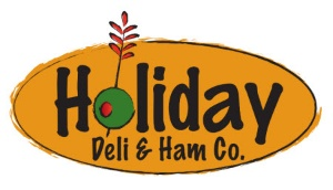 Holiday Deli & Ham Co. Logo