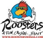 Roosters | We Be Wings Franchise Logo