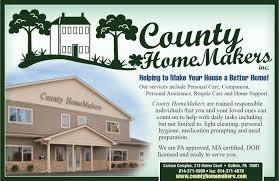 Erie County HomeMakers Logo