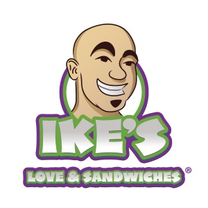 Ike's Love and Sandwiches Logo